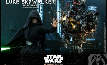 Hot Toys Luke Skywalker (The Mandalorian) 1/6th Scale-Figuren für die DX Series vorgestellt