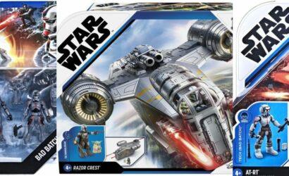 Hasbro Star Wars Mission Fleet Series: Viele neue Sets angekündigt