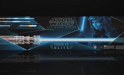Hasbro Leia Organa Force FX Elite Lichtschwert: Alle Infos und Bilder