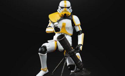 Hasbro Black Series 6″ Artillery Stormtrooper als Amazon Exclusive: Alle Infos und Bilder