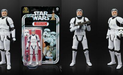 Hasbro Black Series 6″ George Lucas (Stormtrooper Disguise) angekündigt
