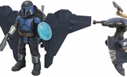 Zwei neue Figuren für die 2.5″ Mission Fleet Series aufgetaucht