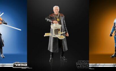 Drei neue Hasbro Star Wars-Actionfiguren zu The Mandalorian: Vorbestellung gestartet